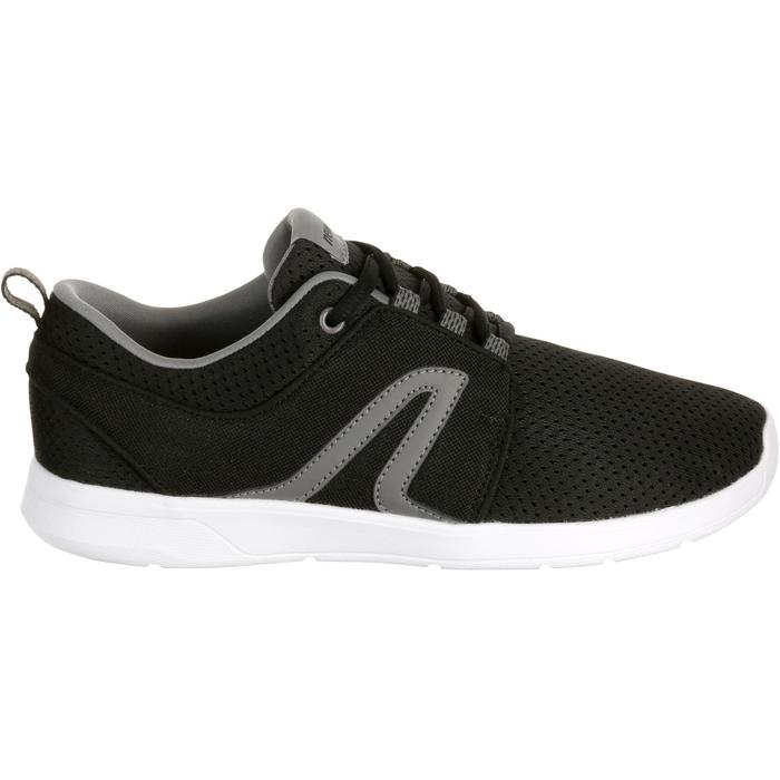 Chaussures marche active femme Soft 140 Mesh noir