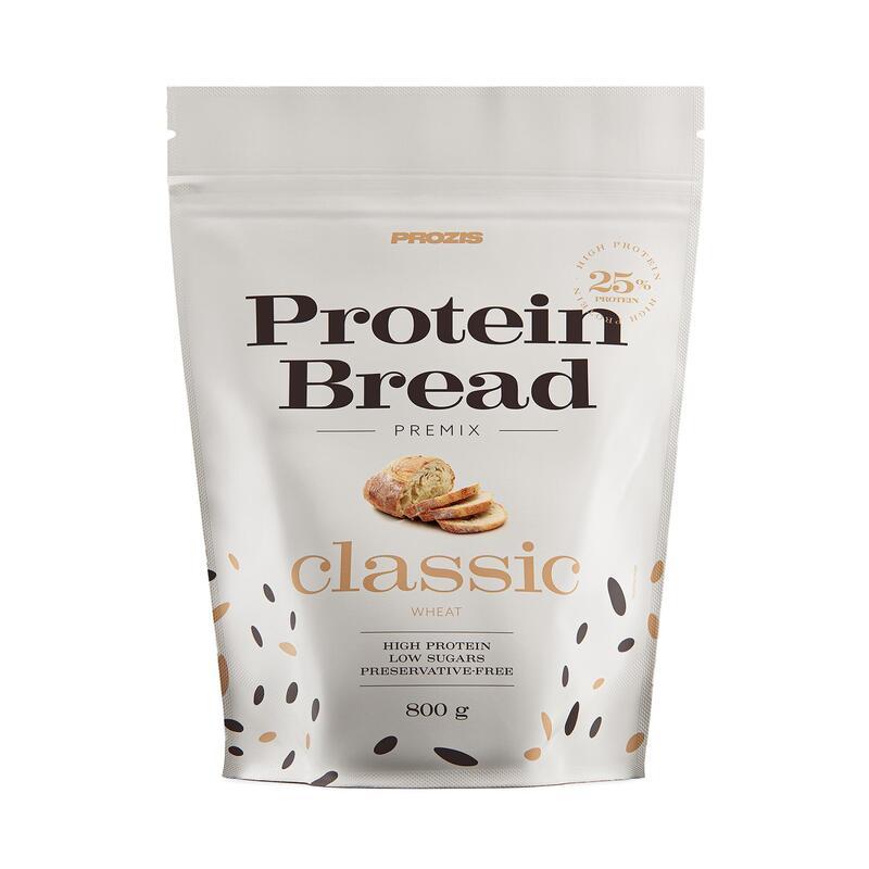 Protein Bread Premix - Pan clásico 800 g