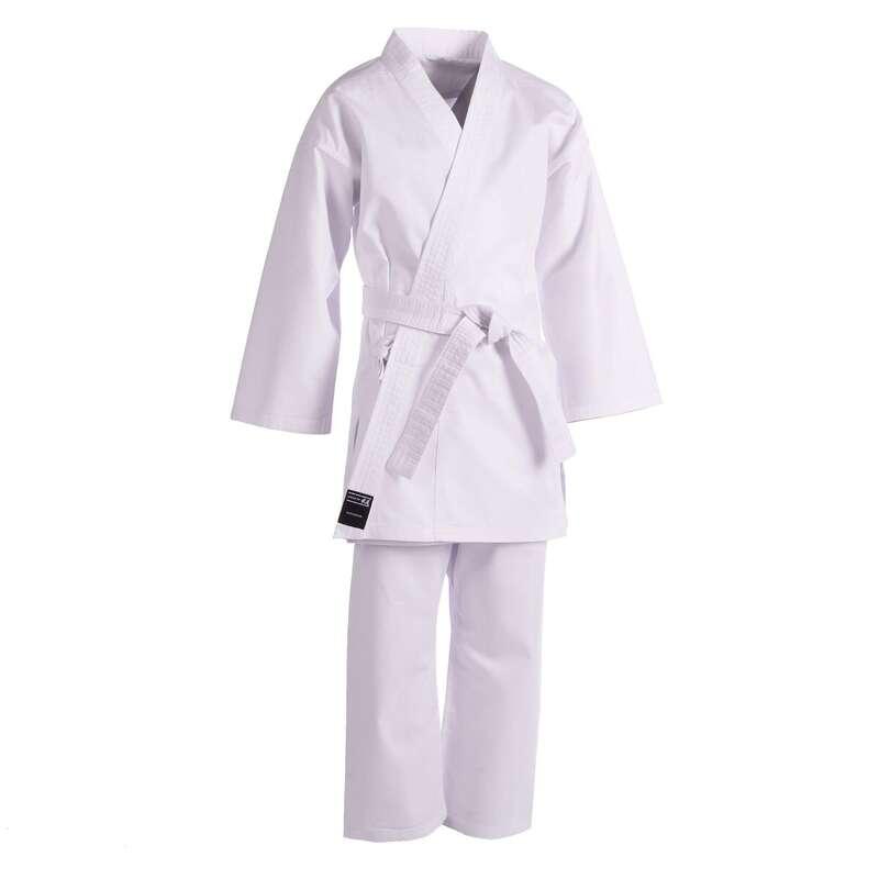 KARATE Kampsport - Karatedräkt junior 100 OUTSHOCK - Karate