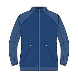 男款滑雪內襯外套900藍色