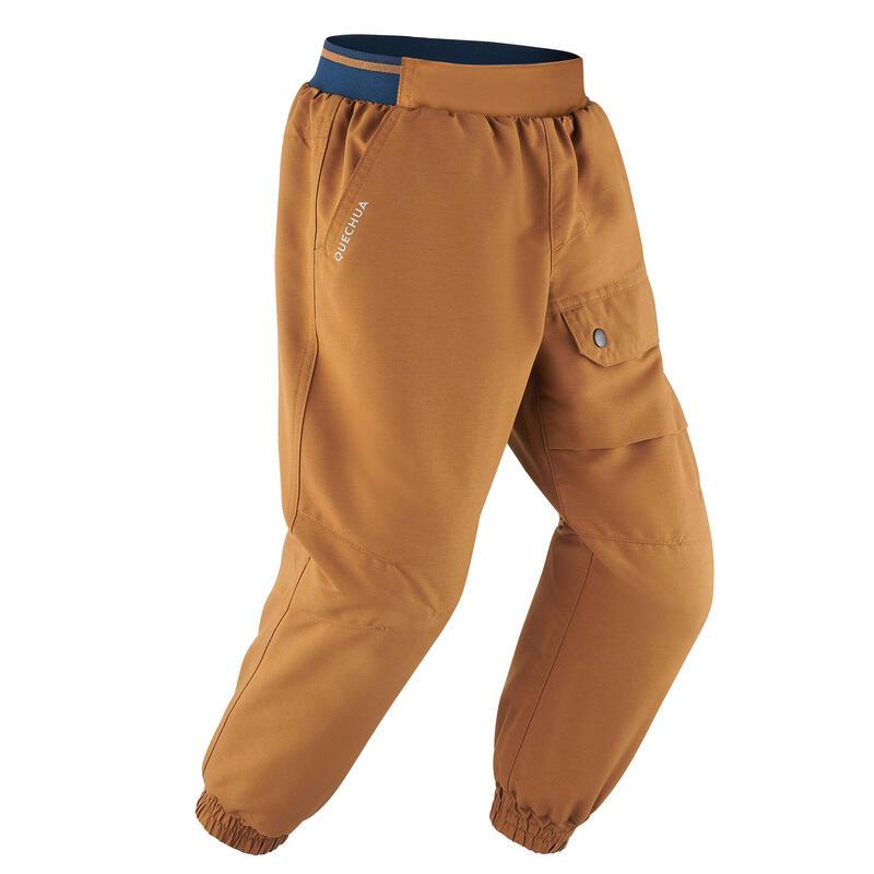 Pantalon Călduros Hidrofob Iarnă/ Drumeție pe Zăpadă SH100 X-Warm Copii 2- 6 ani