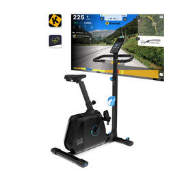 自動供電可連線健身自行車 EB 520