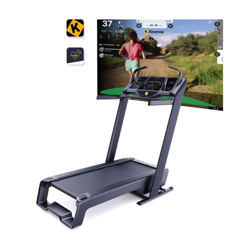 Treadmill Incline Run
