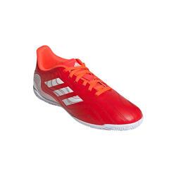 Scarpe futsal bambino COPA .4 rosso-bianco