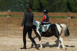 Rijbroek voor ponyrijden - 214952