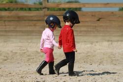 Rijbroek voor ponyrijden - 214956