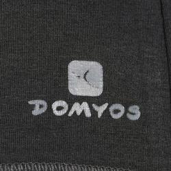T-shirt lange mouwen gym & pilates dames felroze - 215039