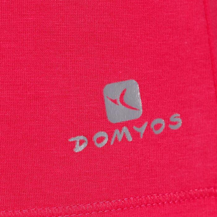 T-Shirt 100 manches longues Gym & Pilates femme - 215049
