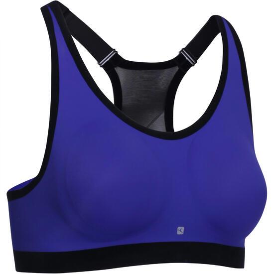 Fitnessbeha Shape+ voor dames gemêleerd - 215173
