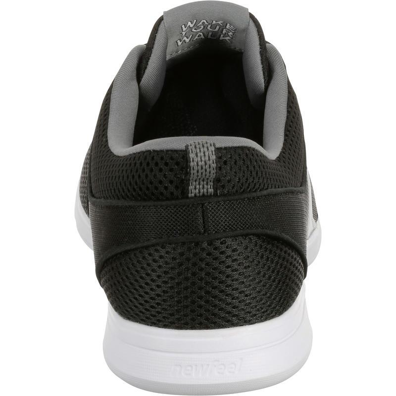 Walking Shoes for Men Soft 140 Mesh - Black/White
