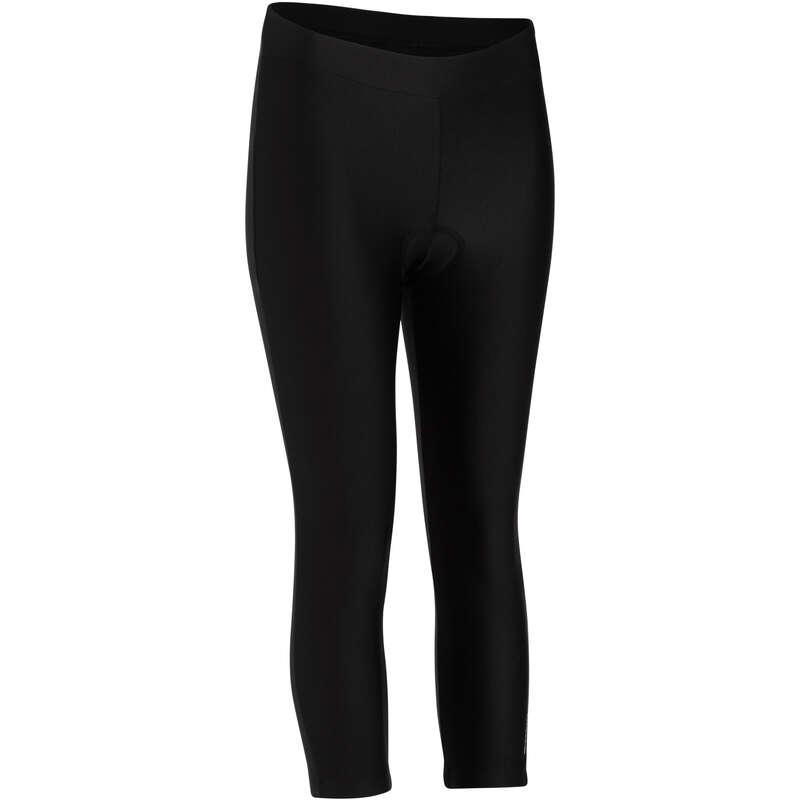 Женская велоодежда на теплую погоду Летняя одежда и обувь - Велошорты женские ST 100 ROCKRIDER - Летняя одежда и обувь