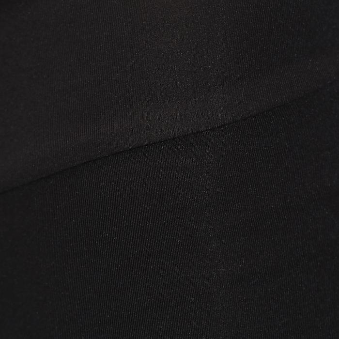 Wielrenbroek dames RC100 zonder bretels zwart