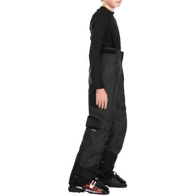 300 PULL 'N FIT מכנסי סקי לבנים - שחורים