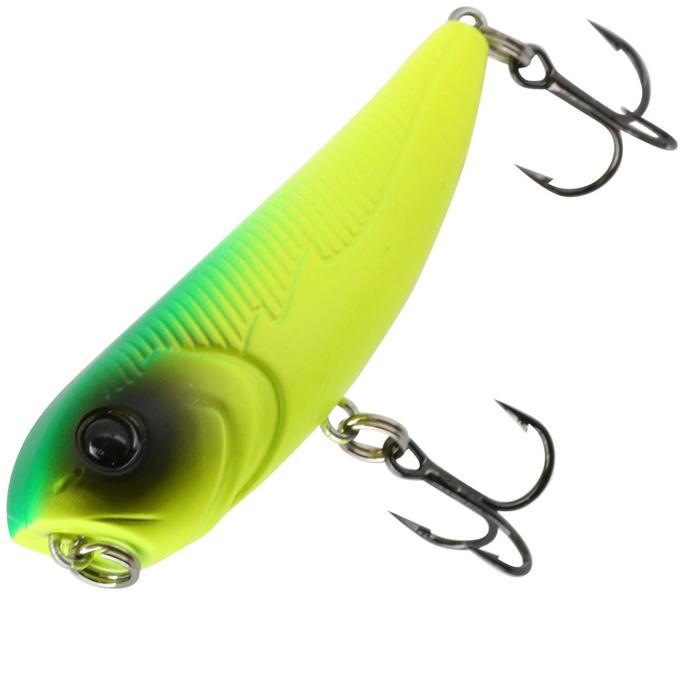 Pez nadador pesca MURRAY 60 YELLOW MAT