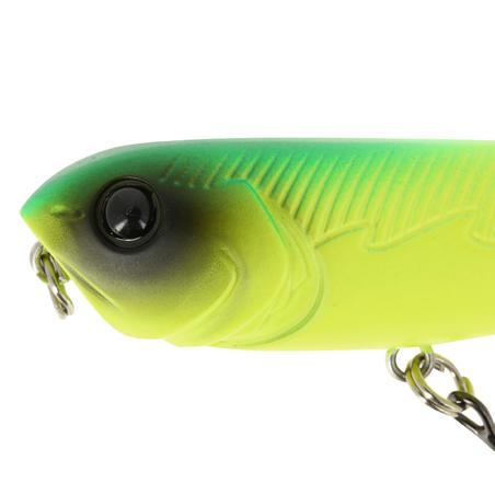 fishing plug bait MURRAY 60 YELLOW MAT
