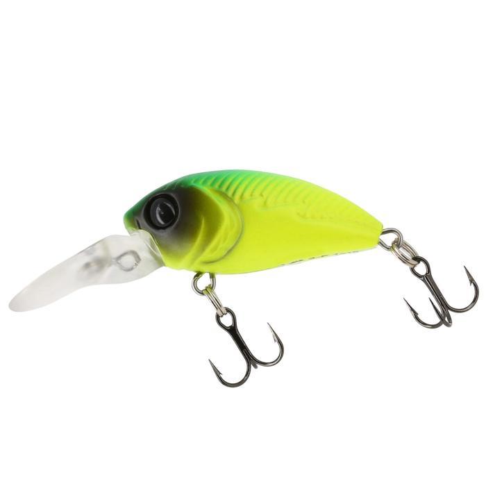 Poisson nageur pêche SMITE 30 YELLOW MAT