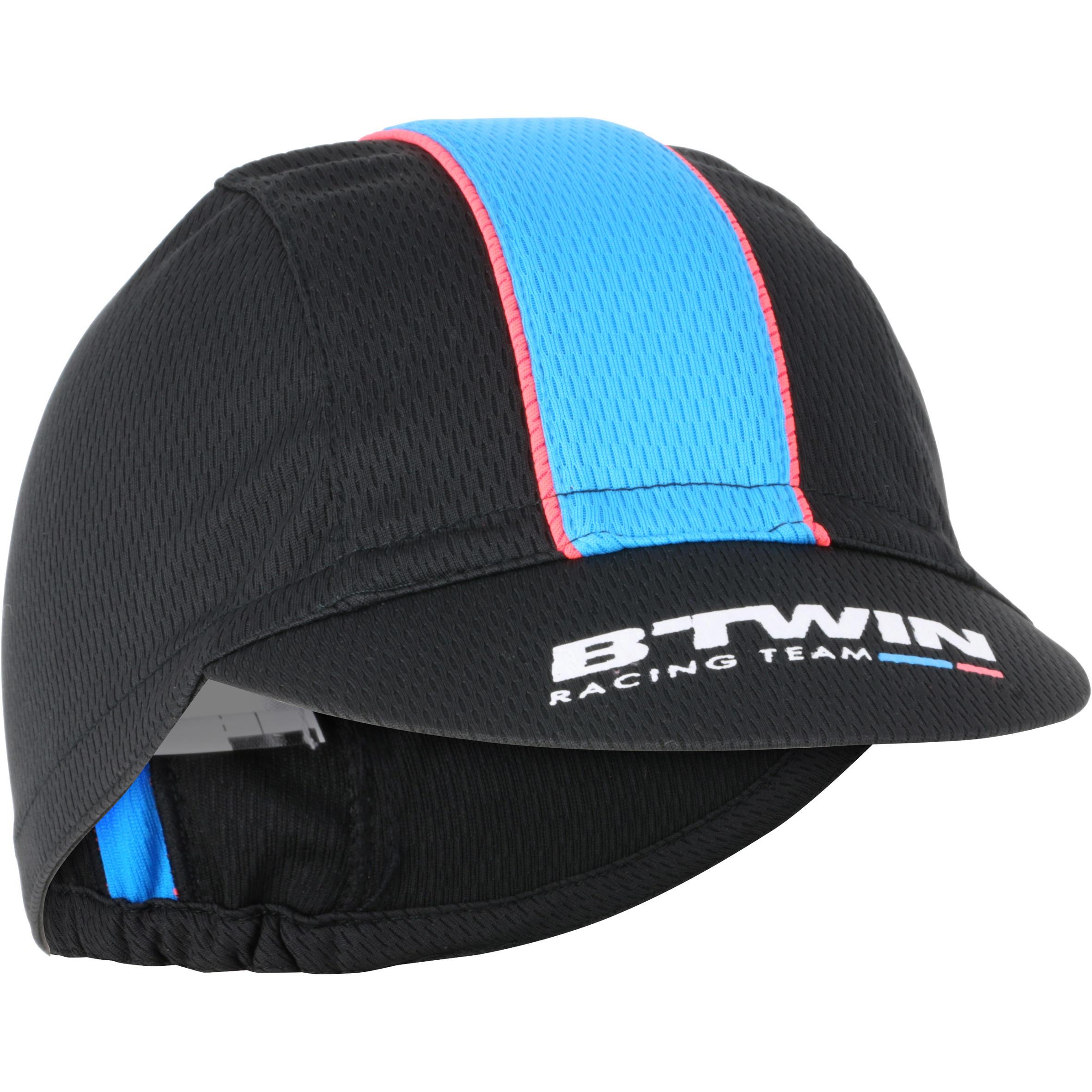 หมวกนักปั่น 500 (สีดำ)