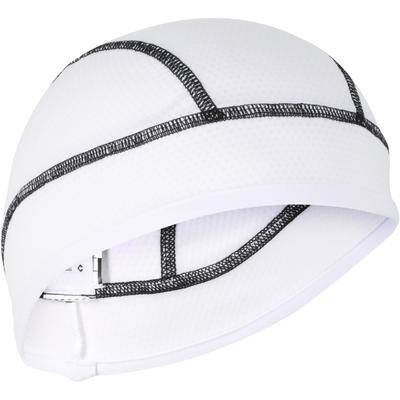 Sous-casque vélo 700 aquafreeze blanc