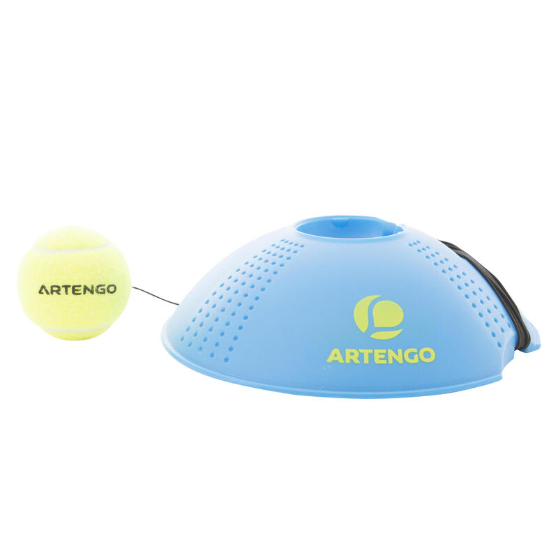_QUOTE_Ball is back_QUOTE_ Tennis Trainer - Blue
