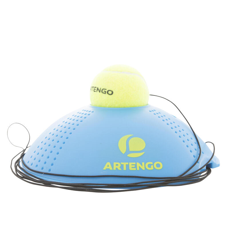"Tennis Trainer ""Ball is back"" azul"