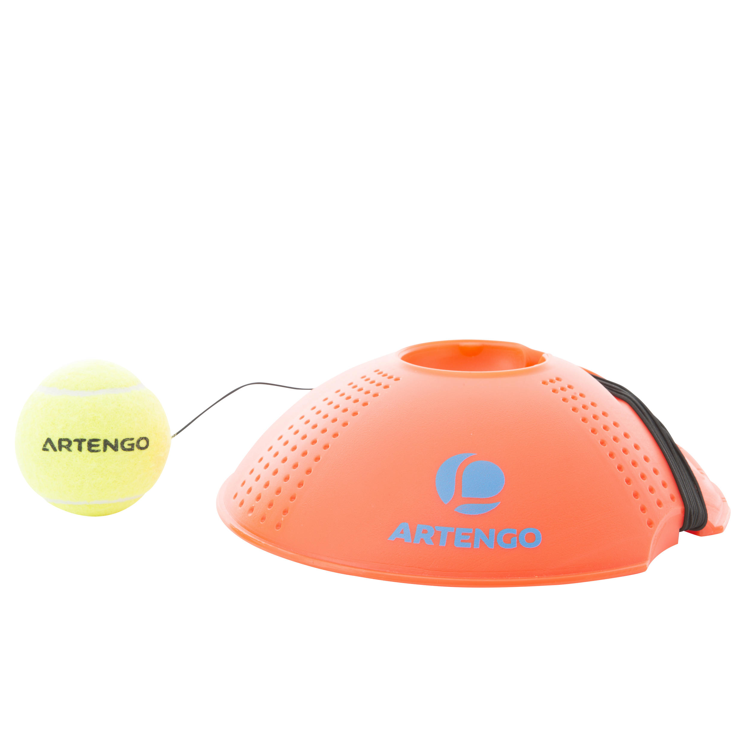 _QUOTE_Ball is back_QUOTE_ Tennis Trainer - Orange