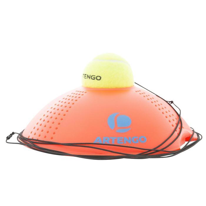 練習用迴力網球 - 橘色