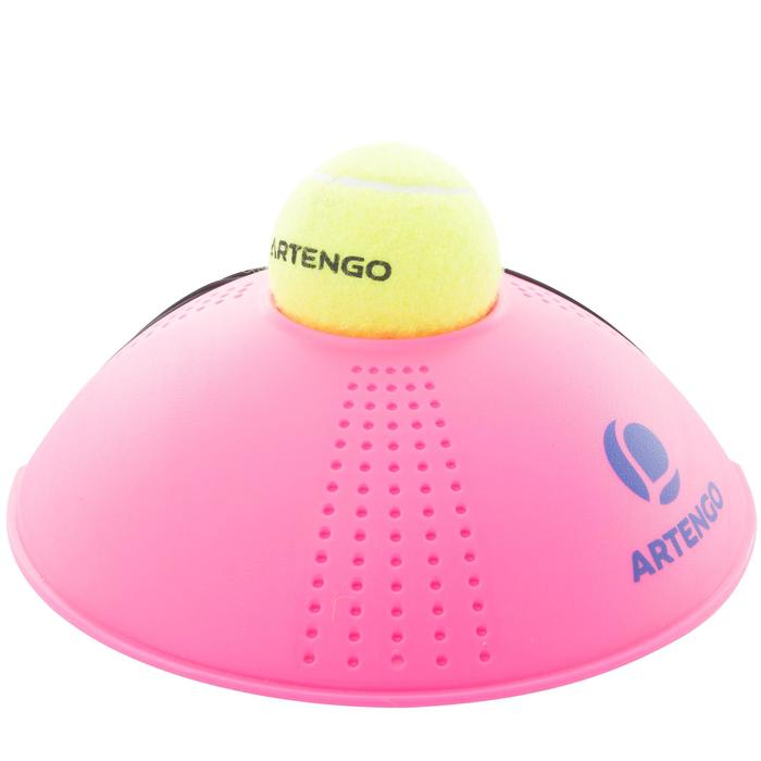 "Tennistrainer ""Ball is back"" roze"