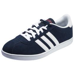 Sportschoenen heren Neo Court marineblauw/wit - 216412