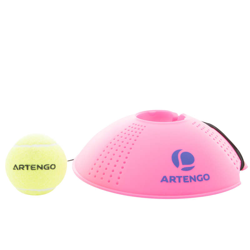 LEISURE TENNIS - Ball Is Back Trainer - Pink ARTENGO