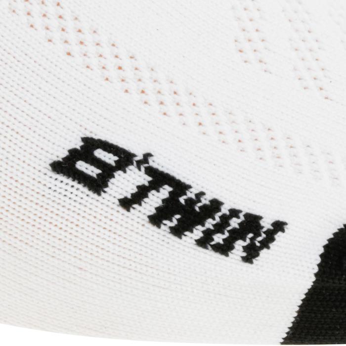 Fahrrad-Socken Rennrad RR 500 weiß