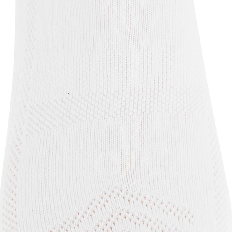 Calcetines ciclismo ROADR 500 blancos
