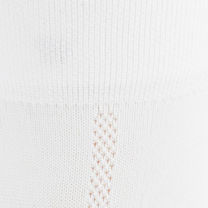 自行車運動襪RoadR 500 - 白色