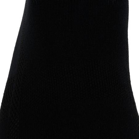 Summer Road Cycling Socks 500 - Black