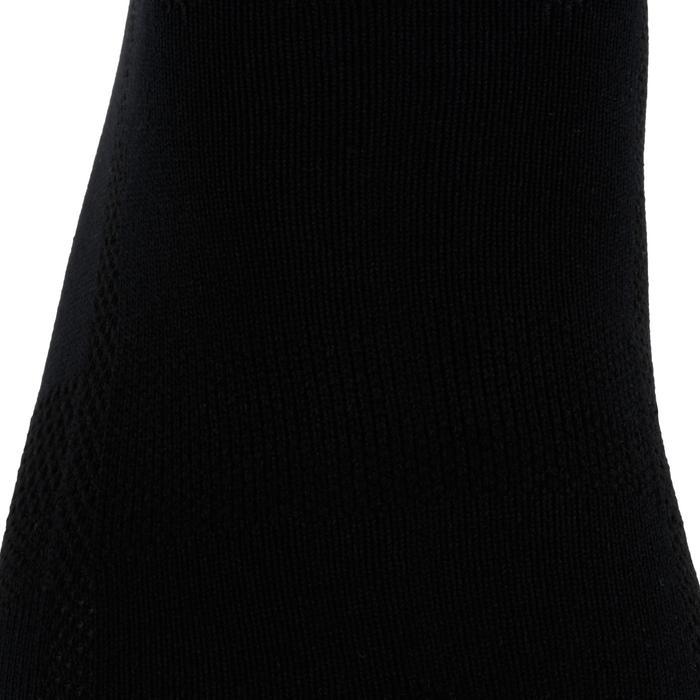 自行車運動襪RoadR 500 - 黑色