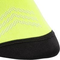 """""""RoadR 500"""" dviratininkų kojinės – neoninė geltona"""