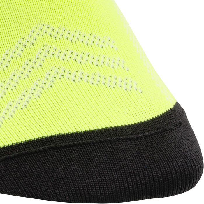 Fahrrad-Socken Rennrad RR 500 neongelb