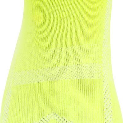 500 גרבי רכיבה - צהוב ניאון