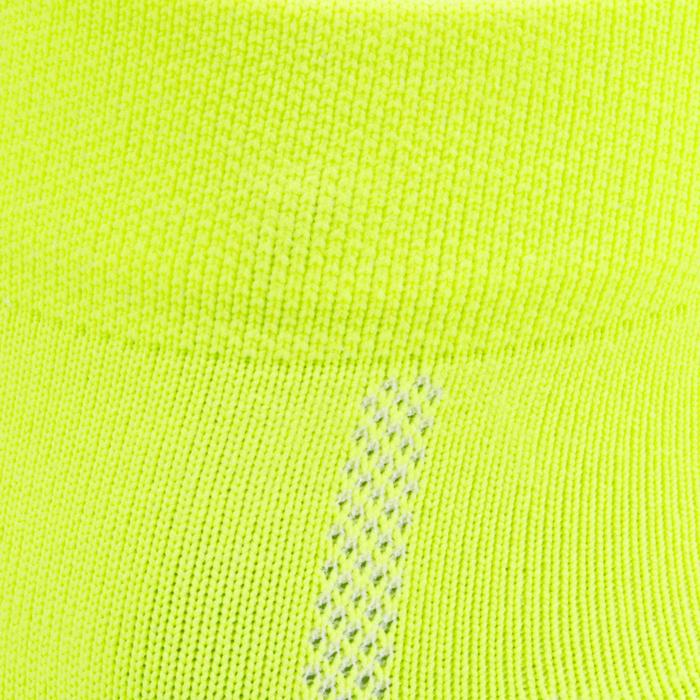 Chaussettes vélo ROADR 500 jaune fluo