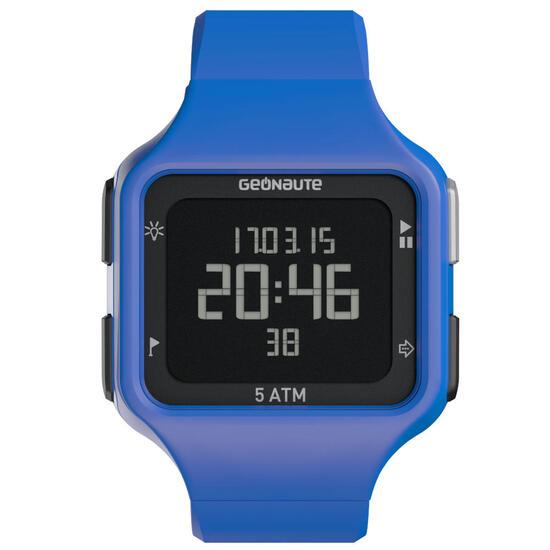 Digitaal sporthorloge voor heren W500+ M SWIP timer - 21672