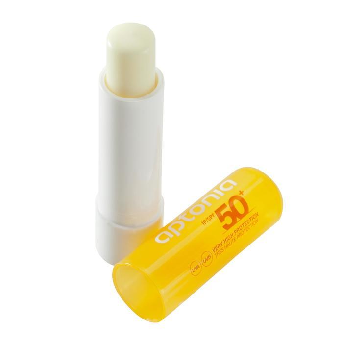 Kit de protection solaire : crème IP50+ - stick lèvres IP50+ - lait après soleil - 216977