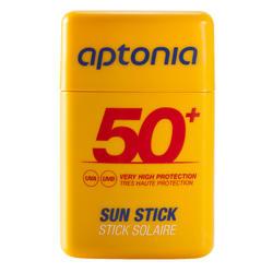2-in-1 zonnestick voor gezicht en lippen