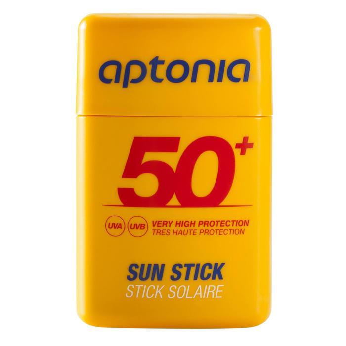 Stick protection solaire 2 en 1 visage et lèvres