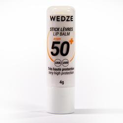 Stick lèvres hydratant et protecteur solaire IP 50+