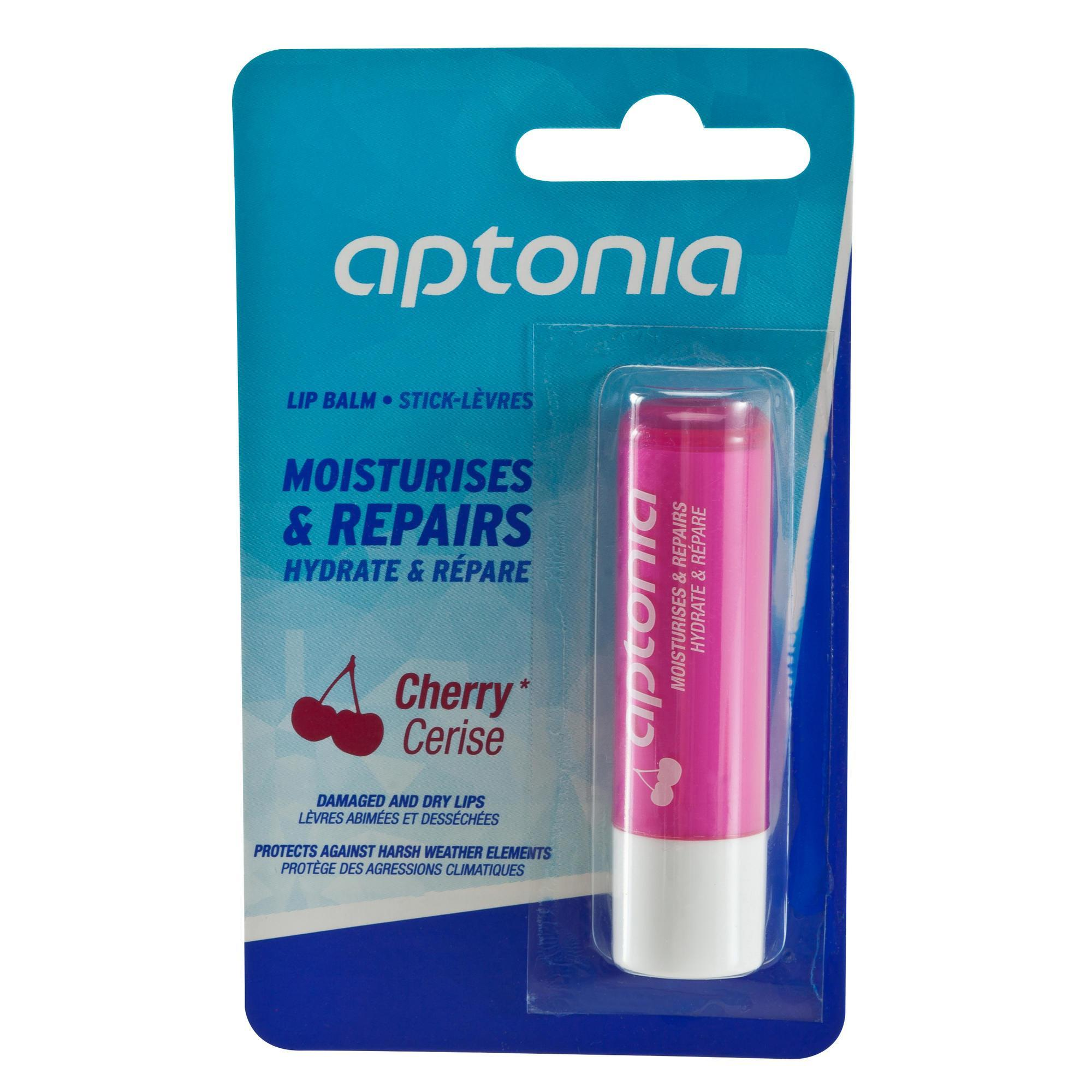 Aptonia Hydraterende en herstellende lipstick. Kerssmaak. thumbnail