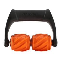 Massageroller 300 zwart/oranje