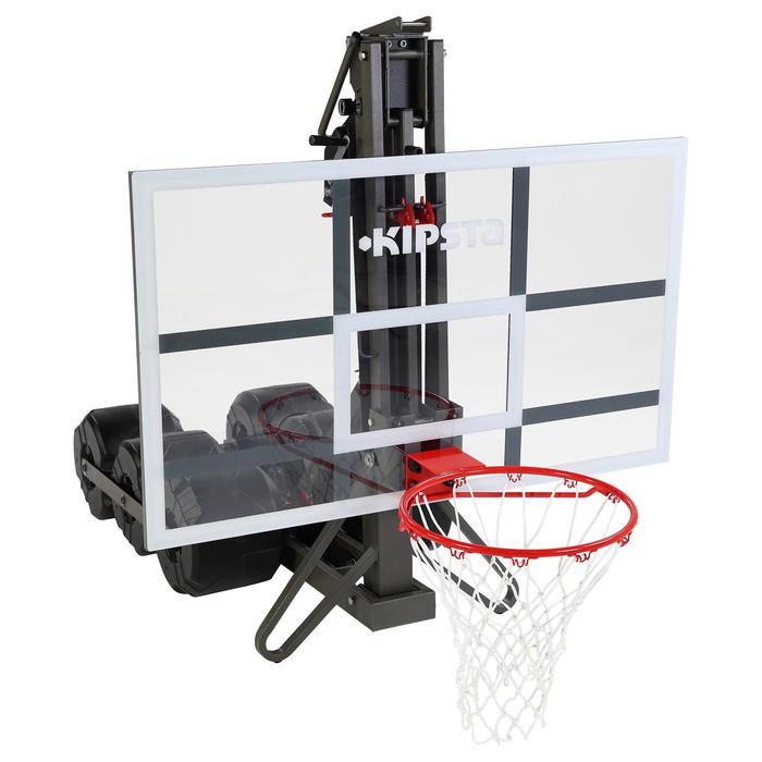 Basketball-Korbanlage B900 mobil 2,4 bis 3,05 m Auf- und Abbau in 2 Minuten