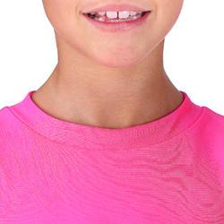 Mouwloos turnpakje voor meisjes (AG en RG) - 218137