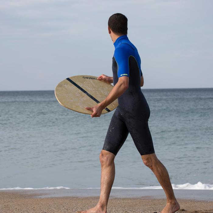 Skimboard en bois 500 pour adultes de moins de 80 kg. - 218270