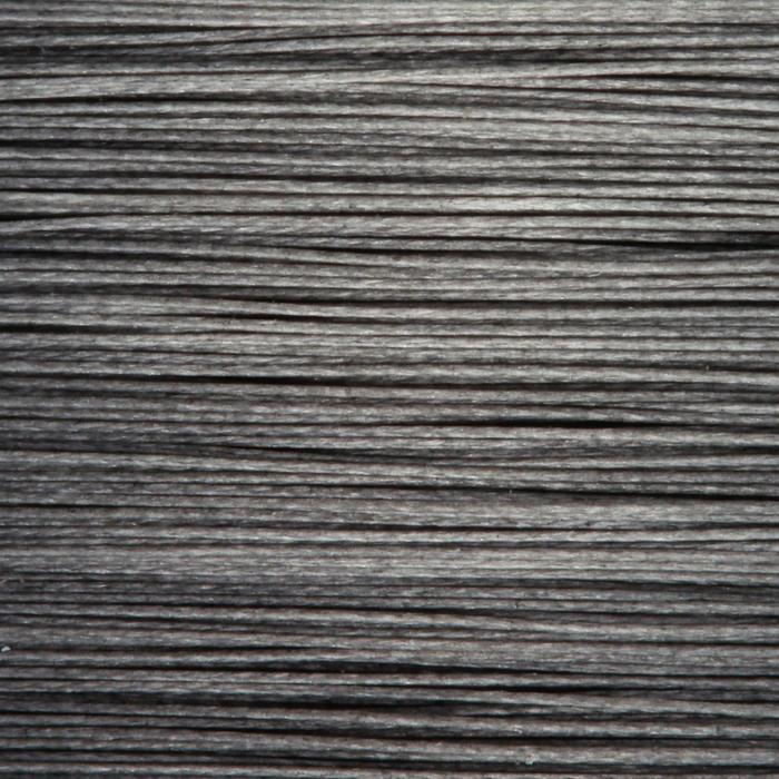 Gevlochten vislijn 8X grijs 130 m