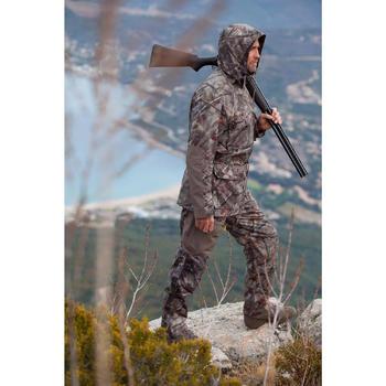 Pantalon ACTIKAM-B 300 Camouflage marron - 218419